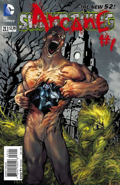 Swamp Thing (2011) #23.1 VF/NM The New 52!