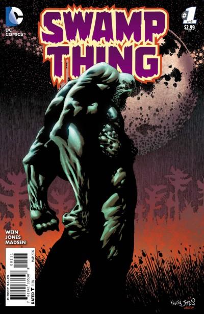 Swamp Thing (2016) #1 VF/NM Kelly Jones