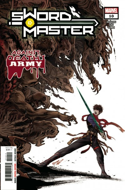 Sword Master (2019) #10 VF/NM