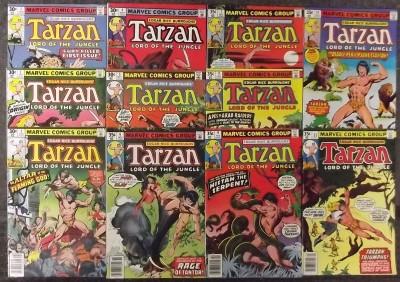 TARZAN #'s 1-29 COMPLETE FN/VF 1977 RUN BUSCEMA ADAMS