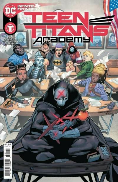Teen Titans Academy (2021) #1 VF/NM Rafa Sandoval & Jamal Campbell Lot Set