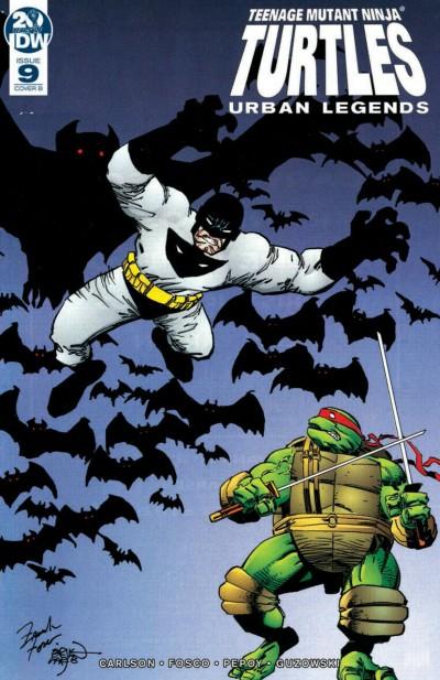 Teenage Mutant Ninja Turtles: Urban Legends (2018) #9 VF/NM Fosco & Larsen Cover