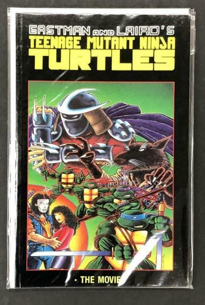 Teenage Mutant Ninja Turtles: The Movie 1989 VF/NM One-Shot Eastman Mirage