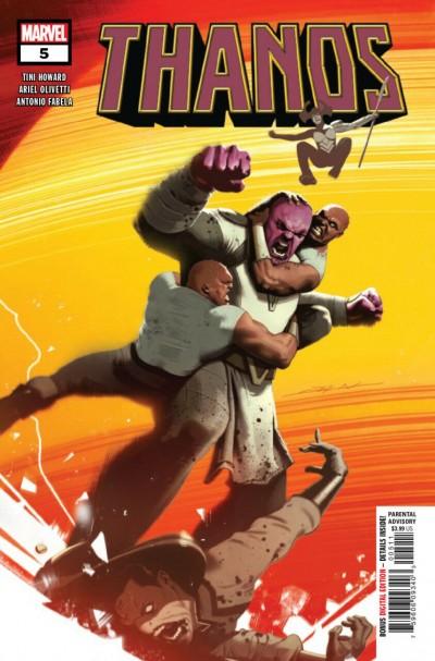 Thanos (2019) #5 VF/NM Jeff Dekal Cover