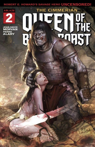 The Cimmerian: Queen of the Black Coast (2020) #2 VF/NM In-Hyuk Lee Zombie Cover