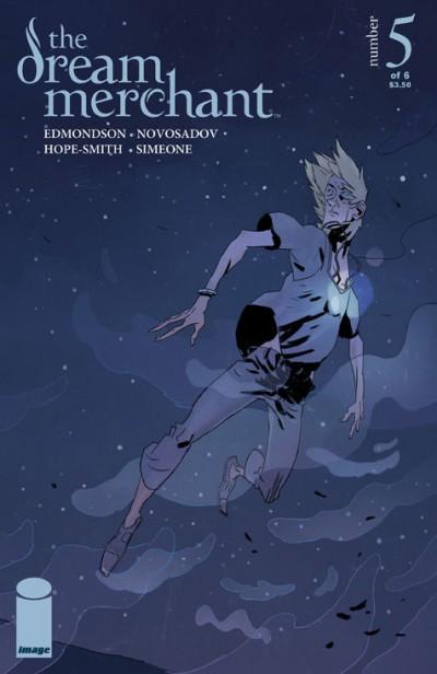 THE DREAM MERCHANT (2014) #5 OF 6 VF/NM IMAGE COMICS