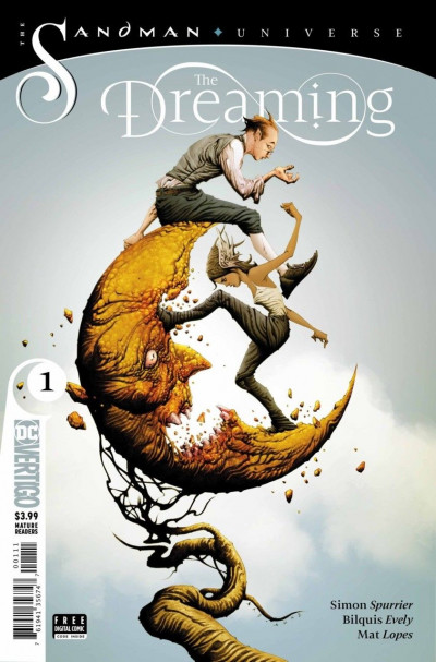 The Dreaming  (2018) #1 VF/NM Vertigo