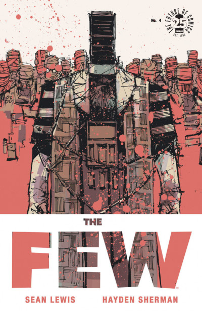 The Few (2016) #4 VF/NM Image Comics