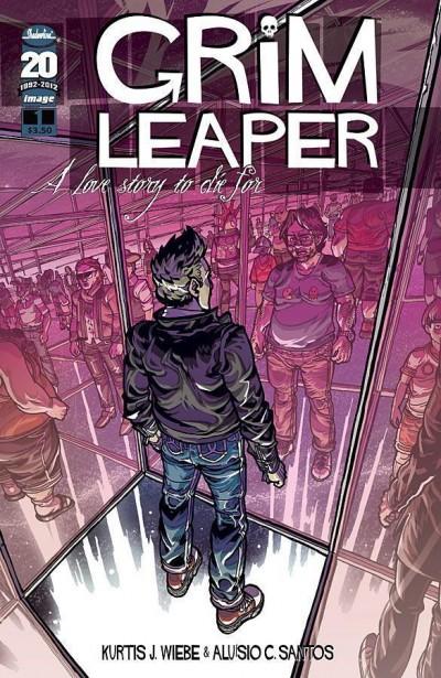 THE GRIM LEAPER #1 NM IMAGE COMICS 1ST PRINTING