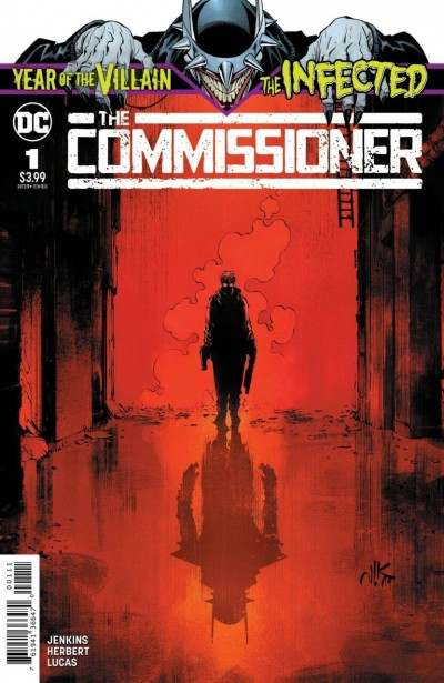 The Infected: The Commissioner (2019) #1 VF/NM-NM