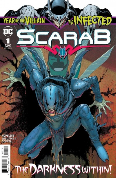 The Infected: Scarab (2019) #1 VF/NM-NM