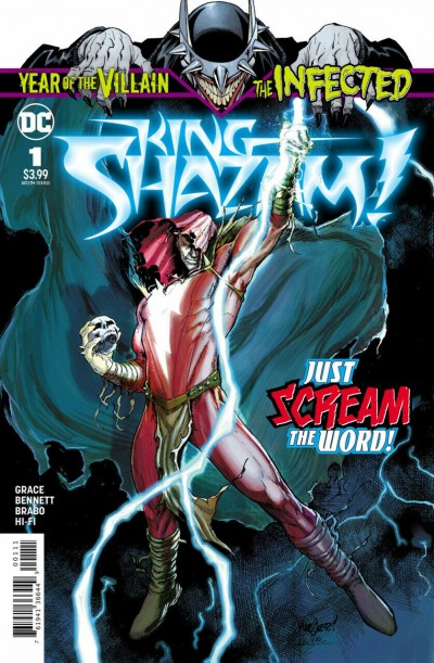 The Infected: King Shazam (2019) #1 VF/NM-NM
