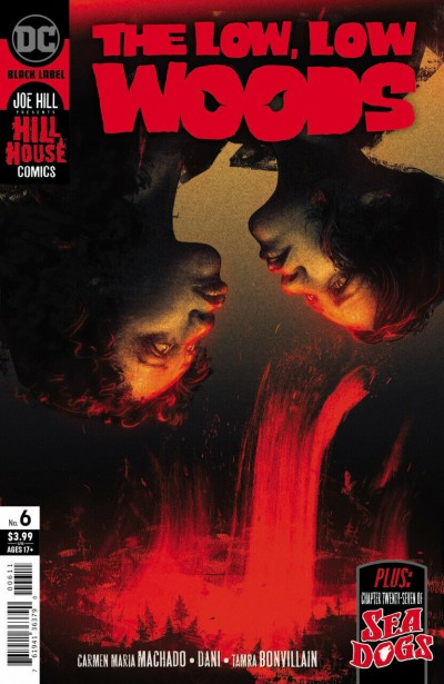 The Low, Low Woods (2019) #6 VF/NM Sam Wolfe Connelly Cover Joe Hill Black Label