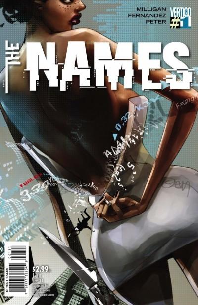 THE NAMES (2014) #1 VF/NM VERTIGO
