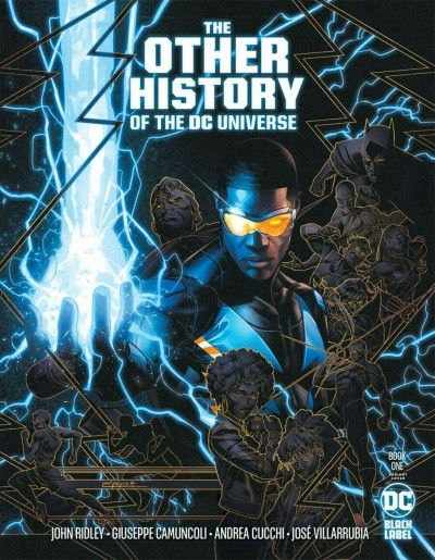 The Other History of the DC Universe (2020) #1 VF/NM Campbell Cover Black Label
