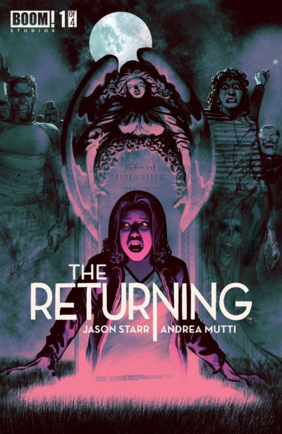 THE RETURNING (2014) #1 OF 4 VF/NM BOOM!
