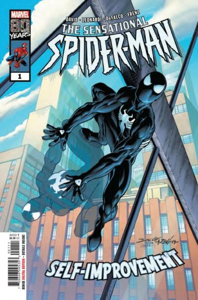 The Sensational Spider-Man: Self-Improvement (2019) #1 VF/NM Peter David