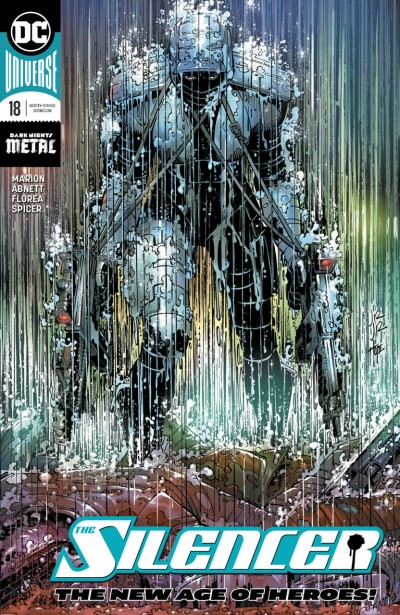 The Silencer (2017) #18 VF/NM