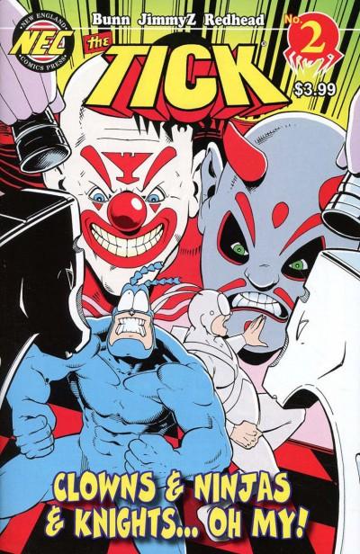 The Tick (2017) #2 VF/NM NEC New England Comics Press