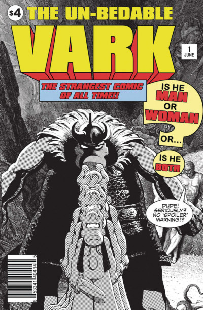The Un-Bedable Vark (2018) #1 VF/NM Dave Sim