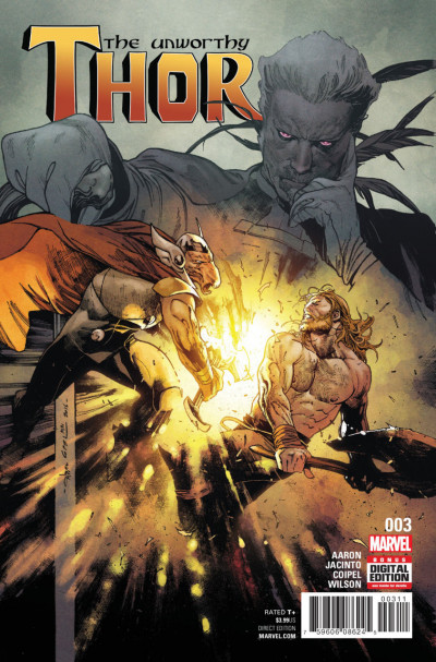 The Unworthy Thor (2017) #3 VF/NM
