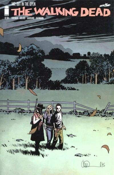 The Walking Dead (2003) #147 VF/NM Charlie Adlard Image Comics