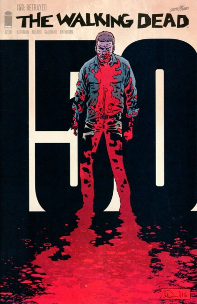 The Walking Dead (2003) #150 VF+ Charlie Adlard Image Comics