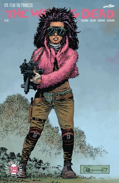 The Walking Dead (2003) #171 VF/NM 1st Princess Charlie Adlard Image Comics