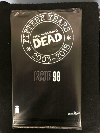 The Walking Dead (2003) #98 VF/NM Sealed Bagged Copy Image Comics