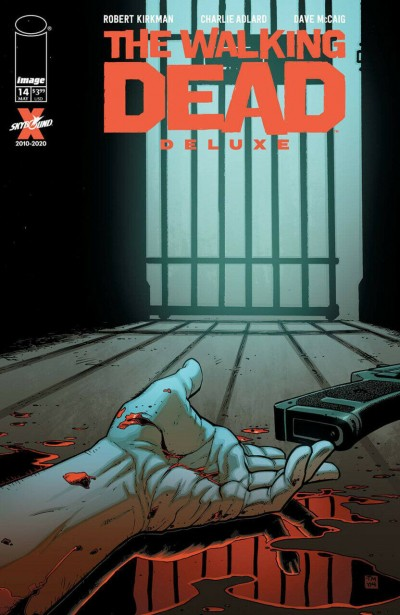 The Walking Dead Deluxe (2020) #14 VF/NM Tony Moore Cover Image