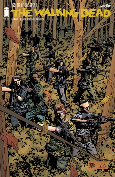 The Walking Dead (2003) #155 VF/NM Charlie Adlard Image Comics