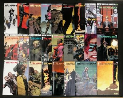 The Walking Dead (2003) #87-193 VF/NM Set of 107 Books Image Comics AMC