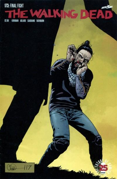 The Walking Dead (2003) #173 VF+ Charlie Adlard Image Comics