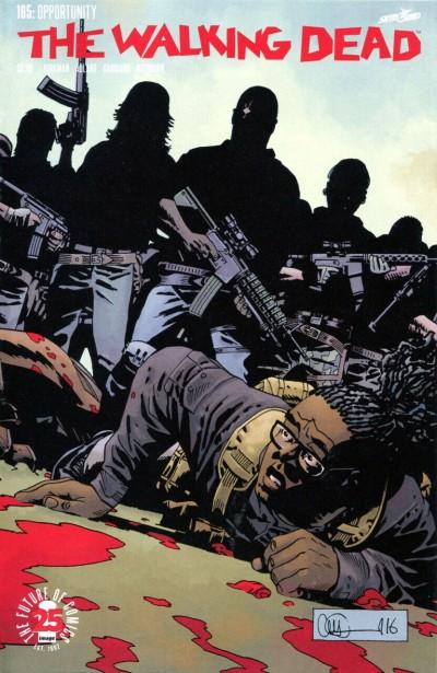 The Walking Dead (2003) #165 VF/NM Charlie Adlard Image Comics