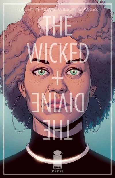 The Wicked & The Divine (2014) #45 VF/NM Jamie McKelvie Image Comics