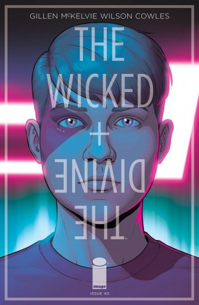 The Wicked & The Divine (2014) #40 VF/NM Jamie McKelvie Image Comics