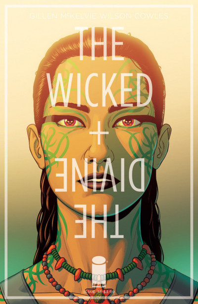The Wicked & The Divine (2014) #36 VF/NM Jamie McKelvie Image Comics
