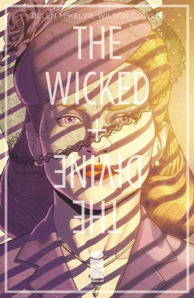 The Wicked & The Divine (2014) #38 VF/NM Jamie McKelvie Image Comics