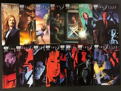 The X-Files: Season 10 (2013) #'s 4 5 6 7 8 9 10 11 12 13 14 15 16 17 18 IDW