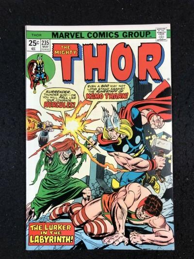 Thor (1966) #235 VF/NM (9.0) 1st Appearance Kamo Thorn