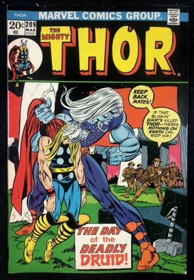 Thor (1966) #209 VF/NM (9.0)