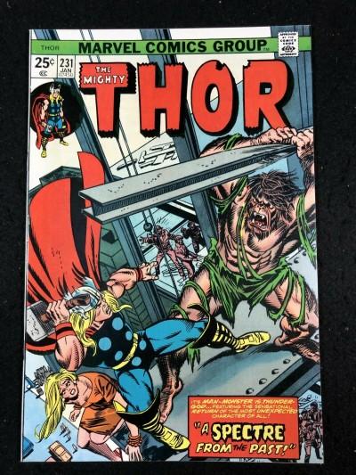 Thor (1966) #231 VF/NM (9.0) Hercules app