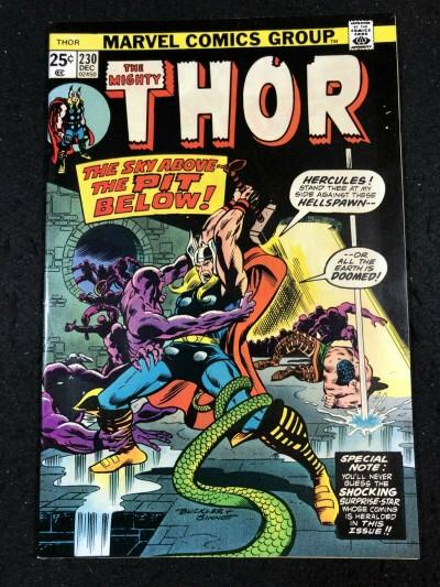 Thor (1966) #230 VF/NM (9.0) Hercules app