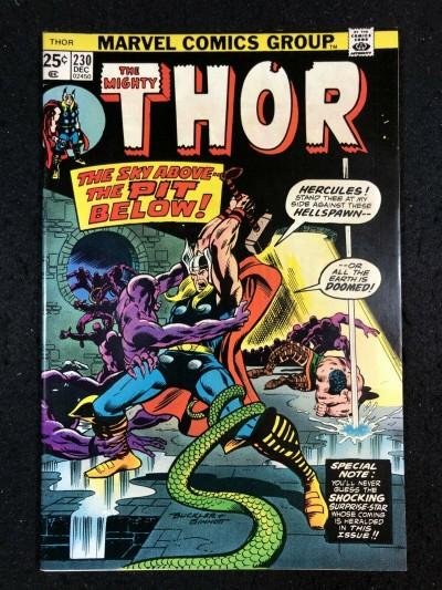 Thor (1966) #230 VF+ (85) Hercules app