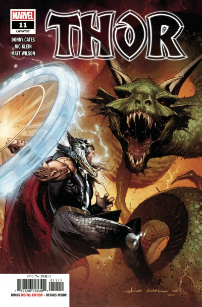 Thor (2020) #11 (#737) VF/NM Donny Cates