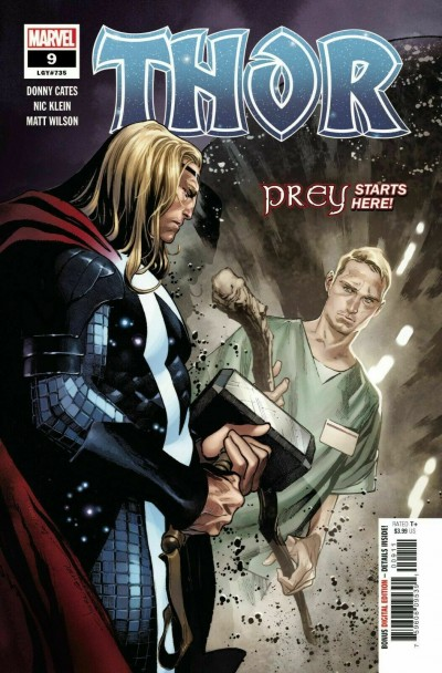 Thor (2020) #9 (#735) VF/NM The Return of Donald Blake Donny Cates