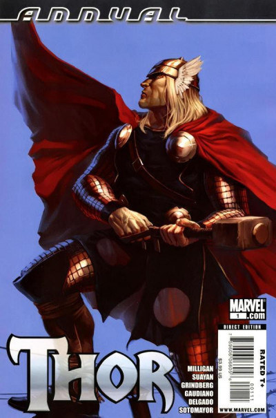 THOR ANNUAL 2009 #1 VF/NM