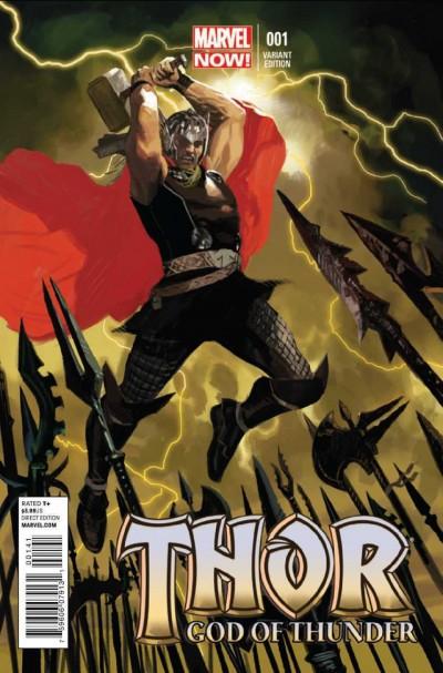 THOR: GOD OF THUNDER (2013) #1 VF/NM ACUNA 1:50 VARIANT COVER MARVEL NOW!