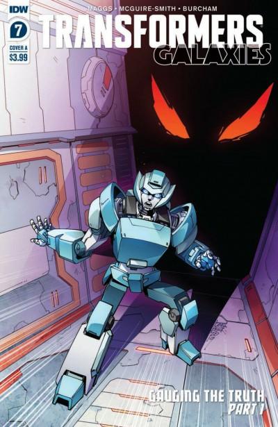 Transformers: Galaxies (2019) #7 VF/NM IDW