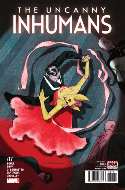 Uncanny Inhumans (2015) #17 VF/NM